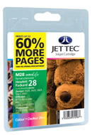 C8728 - No 28 Colour Cartridge by Jettec